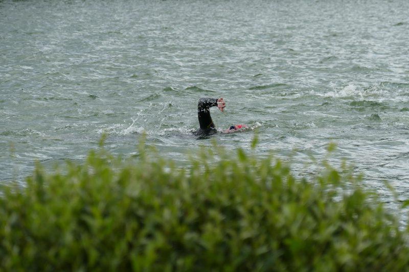 Schwimmstrecke