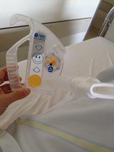 Claudi gives it a TRI - Krankenhaus