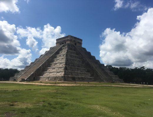 Maya el Castillo