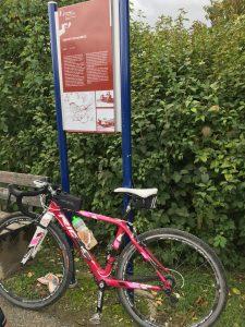 Industriebahn Fahrradweg