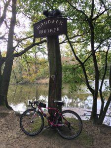 Fahrrad Crosser Offenbach