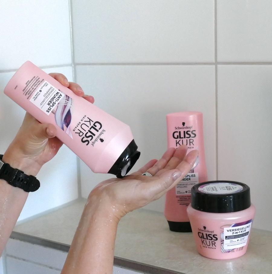 Gliss Kur Anti-Spliss Wunder Pflegeserie Produkte