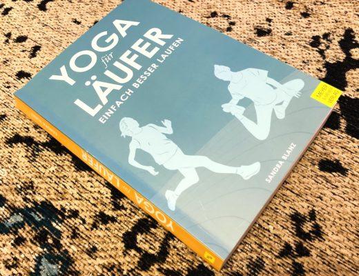 Besser laufen ganz einfach mit einer Yoga Routine
