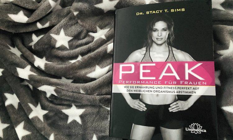 Buch von Dr. Stacy T. Sims Titelbild