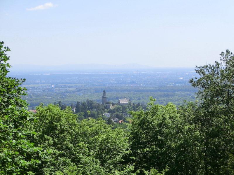 Ausblick vom Taunus