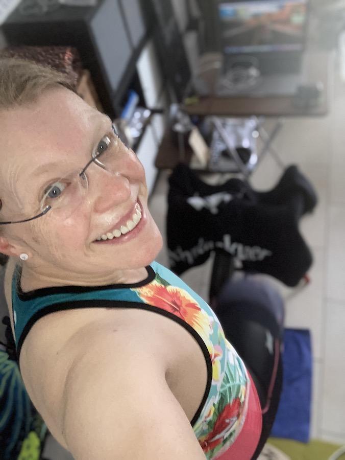 Indoor Radfahren