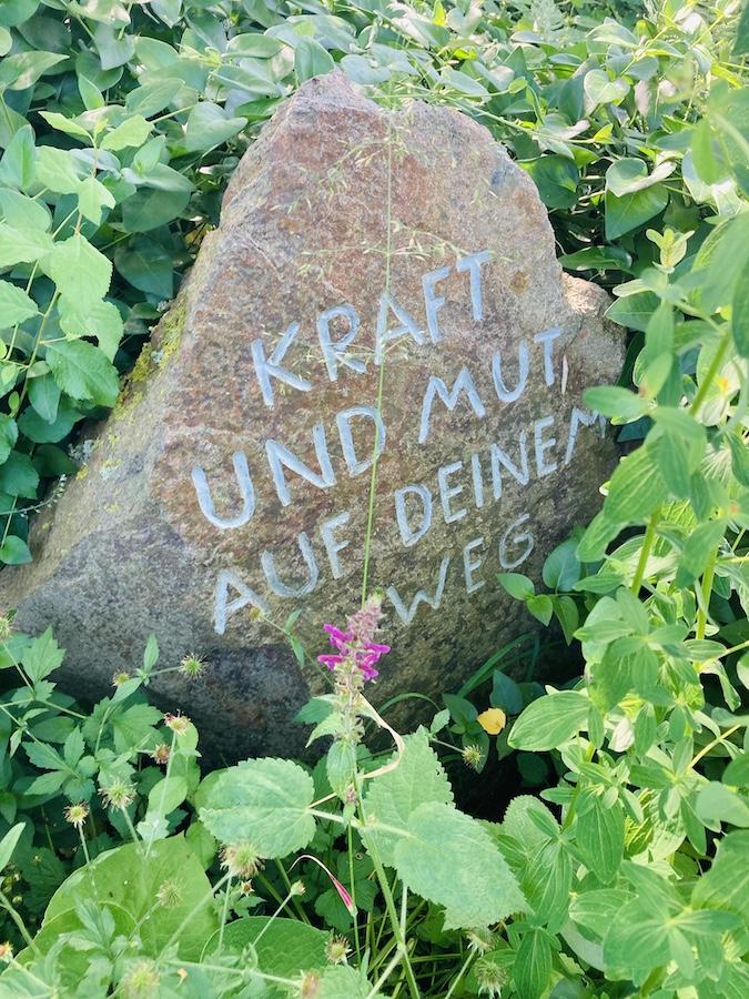 Herzweg des Friedens Bergedorf