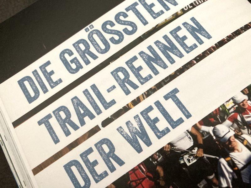 Trail-Rennen