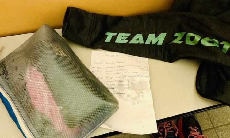 Team Zoot Kleidung_Team Zoot Europe_Zoggs_Schwimmbad_Schwimmplan_Schwimmtraining